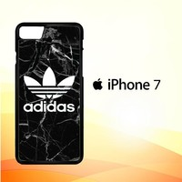 Marble Adidas Logo Z4779 iPhone 7 Case