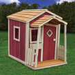 Gorilla Playsets Krazy Klubhouse - Crooked Playhouse