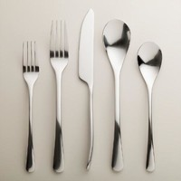 Teardrop Flatware Utensil Collection