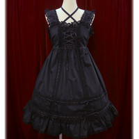ベビードールジャンパースカート/Baby doll jumper skirt | BABY,THE STARS SHINE BRIGHT