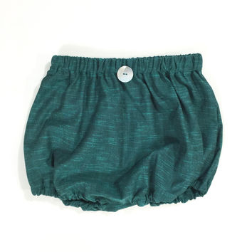 EMERALD COTTON BLOOMERS