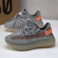 adidas Yeezy Boost 350 V2 True Form Toddler Kid Running Shoes Child Low Top Sneakers