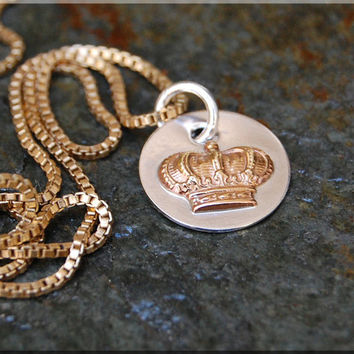 Best Princess Crown Necklace Products on Wanelo 2498e75ad882
