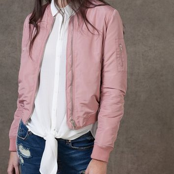 Bomber jacket - JACKETS - WOMAN | Stradivarius Other Countries