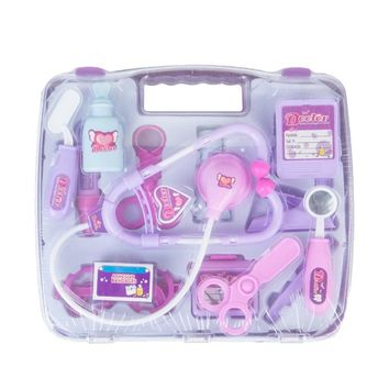14Pcs Pretend Play Medical Nurse Kit