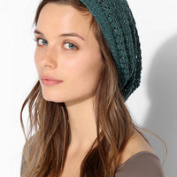 Open-Stitch Beanie - Urban Outfitters