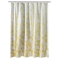 Threshold™ Shower Curtain - Yellow