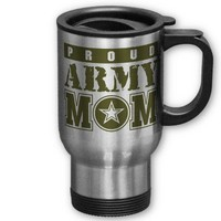 Proud Army Mom Mugs from Zazzle.com
