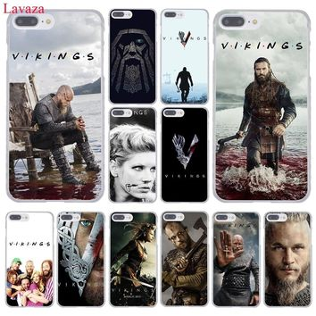 Lavaza vikings serie 4 fashion Hard Phone Case for Apple iPhone XR XS Max X 8 7 6 6S Plus 5 5S SE 5C 4S 10 Cover 8Plus Cases