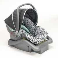 Infant's Light 'n' Comfy Car Seat - Brookstone