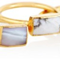 Mother-of-Pearl Ring Set, Stone & Novelty Rings