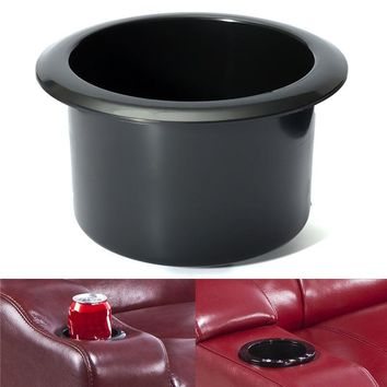 Useful Plastic Cup Drink Holder For Boat RV Sectional Couch Recliner Sofa Furniture Car Trailer Poker Table Cups Mug Holder