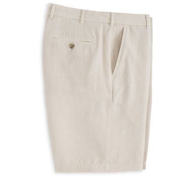 Cotton-Linen-Silk Seaside Short