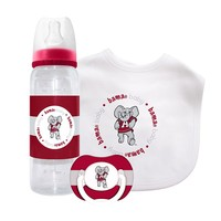Alabama Crimson Tide 3-pc. Baby Gift Set (Ala Team)