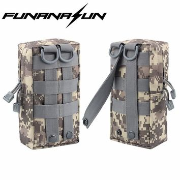 Tactical Utility Pouch Gadget Gear Bag Molle EDC Compact Ammo Vest Accessories Outdoor Tools Hunting Hiking Pack