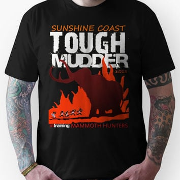 Intraining Tough Mudder T-Shirts Unisex T-Shirt