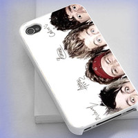 iPhone case,iPhone 4/4s 5 5s 5c,Samsung S2 S3 S4,iPod 4 5,Htc One,Htc One X,Blackberry, 5sos eyes (5 seconds of summer)
