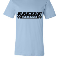 racing squad - Unisex T-shirt