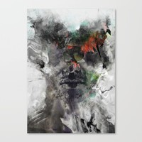 Another Memory Canvas Print by Archan Nair