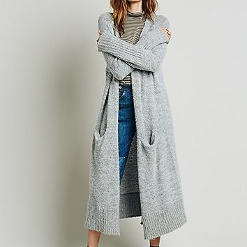 Free People Womens Santa Cruz Cardigan