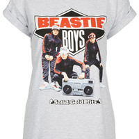 Beastie Boys Tee By And Finally - Jersey Tops - Clothing - Topshop