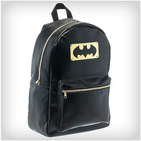 Batman Metal Plate Backpack - Spencer's