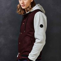 Native Youth Wool Varsity Jacket