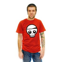 Boner: Guy's Red T Shirt - T-Shirts | RebelsMarket