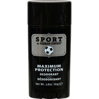 Herban Cowboy Deodorant - Sport Maximum Protection - 2.8 Oz