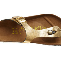Birkenstock Gizeh by Papillio Hippie Flowers Multi Birko-Flor™ - Zappos.com Free Shipping BOTH Ways