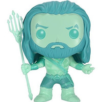 Funko Pop Heroes Batman V. Superman Underwater Aquaman Exclusive Vinyl Figure