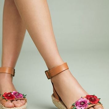 Soludos x Anthropologie Bahia Sandals