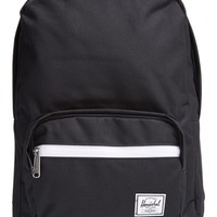 Herschel Supply Co. 'Pop Quiz - Mid Volume' Backpack - Black