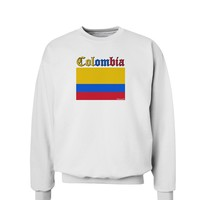 Colombia Flag Sweatshirt