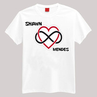 Infinity- Shawn Mendes Small -2 XL Short Sleeve TShirt