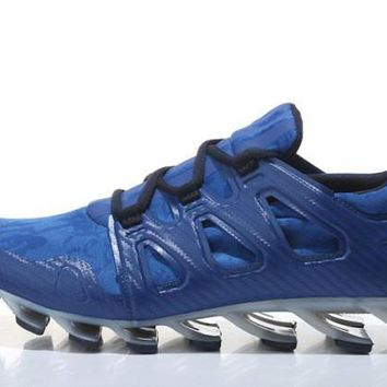 Adidas Springblade Ignite. Blue Men's Shoes