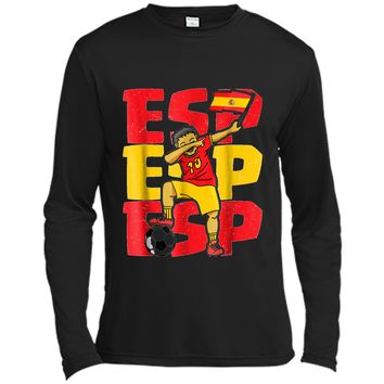 World Spain Dabbing Shirt 2018 Espana Jersey Cup