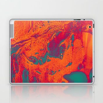 Alpha Laptop & iPad Skin by duckyb