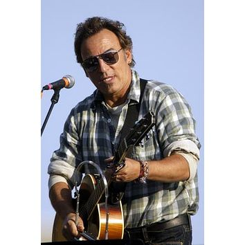 Bruce Springsteen Poster 11 inch x 17 inch poster