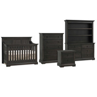 Munire Jackson Nursery Furniture Collection in Slate