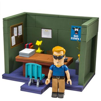 South Park Principal's Office Small Construction Set