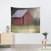 Country Glimmer Tapestry