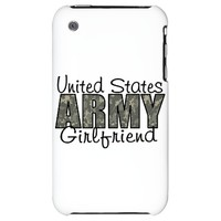 UNITED STATES ARMY GIRLFRIEND iPhone Case