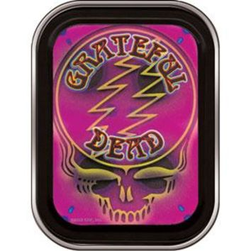 Grateful Dead Stash Tin
