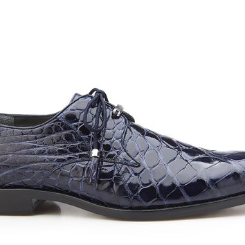 "Belvedere ""Lago"" Genuine Alligator Shoe"