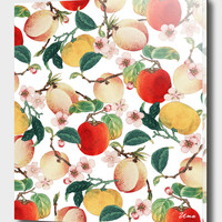 «Fruity Summer», Limited Edition Acrylic Glass Print by Uma Gokhale - From $99 - Curioos