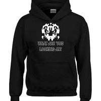 What Are You Looking At Psychology Design - Hoodie