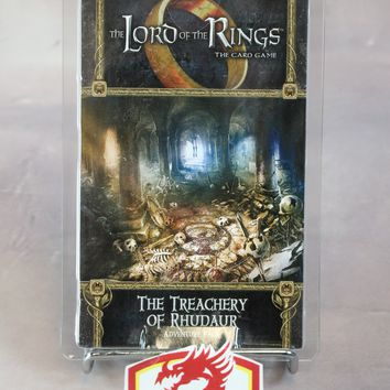 The Lord of The Rings LCG: The Treachery of Rhudaur Adventure Pack
