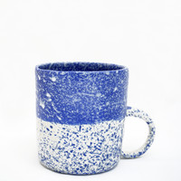 Speckled Mug - Blue