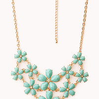 Garden Party Bib Necklace